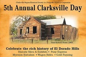 5th Annual Clarksville Day Poster
